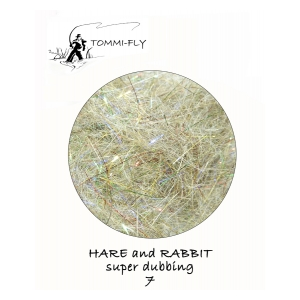 Hare and rabbit super dubbing - 07