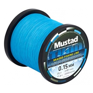 Braided Fishing Line 0,32mm - Modrá 22,8kg 250m