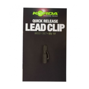 Závěsky Quick Release Lead Clips Gravel / Clay