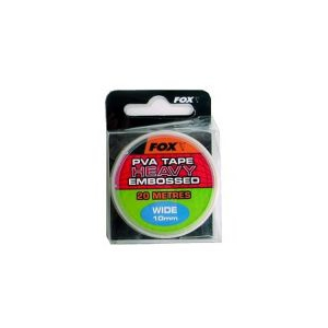 Fox International PVA páska Wide 1 x 20m 10mm Heavy Tape Embossed