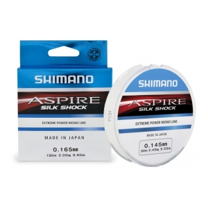 Vlasec Aspire Silk Shock 50m - 0,10mm 1,2kg