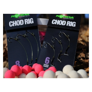 Chod Rig Short Barbed Size 6