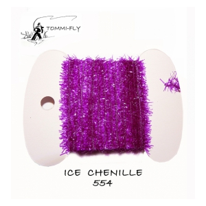 Tommi Fly ICE CHENILLE  7mm - fialová