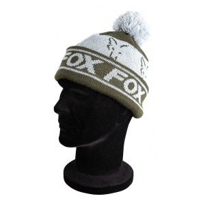 Čepice Green   Silver Lined Bobble 807959dc36