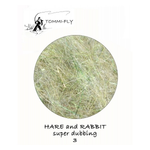 Hare and rabbit super dubbing - 03
