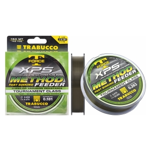 Trabucco Vlasec T-Force XPS METHOD FEEDER 150m 0.18mm-4,43kg