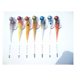 Flash jig 10g - COY