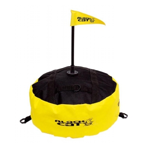 Black Cat Marker buoy - 33cm