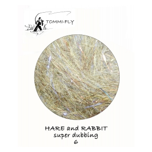 Hare and rabbit super dubbing - 06