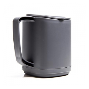 Thermo hrnek - Thermo Mug 400ml - šedý