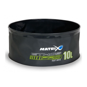 Fox Matrix Matrix Ethos Pro EVA groundbait bowl 10ltr ( no handles & lid).