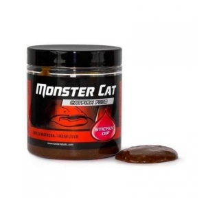Tandem Baits Monster Cat - Stickly Dip - Fresh Liver