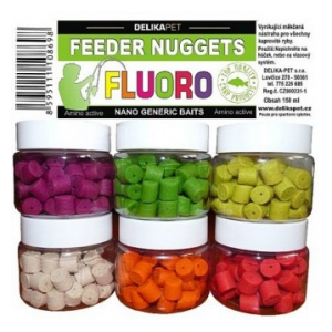 Feeder Nuggets Fluoro - 12mm 150ml