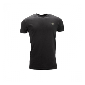 Nash Tričko T-Shirt Black 10-12 let