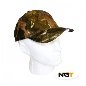 Kšiltovka Camo Cap Led Lights