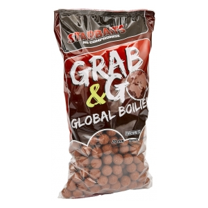 STARBAITS Global boilies TIGERNUT 20mm 10kg
