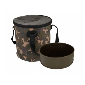 Fox International Míchačka Aquos Camolite Bucket & Insert 17L