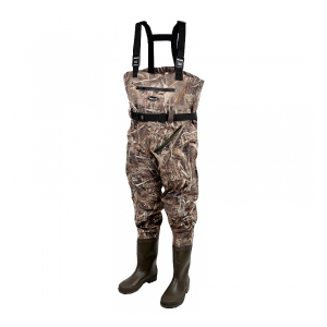 Brodicí kalhoty Max5 Nylo-Stretch Chest Wader w/Cleated 44/45 - 9/10