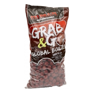 STARBAITS Global boilies SPICE 20mm 10kg