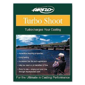 Airflo Turbo Shoot - Turbocharges Your Casting