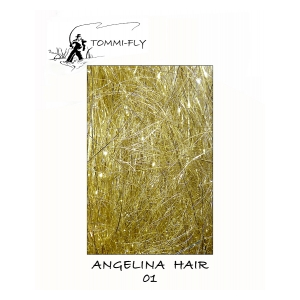Angelina hair - zlatá