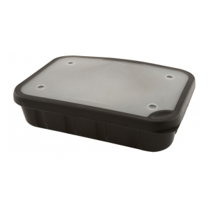 Fox International Plastová krabička Large Bait Box (solid lid)
