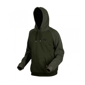 Mikina Bank Bound Hoodie Pullover Green M