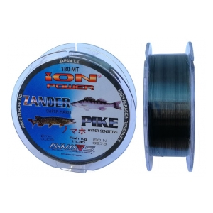 AWA-SHIMA Vlasec ION Power Zander Pike 0,220 mm 180m-5,80kg