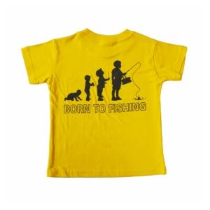 Triko dětské - Žlutá 10let   vel.146 b5e8edb6c6