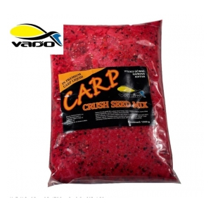 Carp Crush Mix  1,5kg - Jahoda