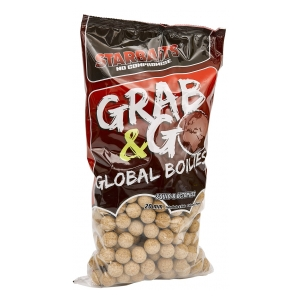 STARBAITS Global boilies SQUID & OCTOPUS 20mm 2,5kg