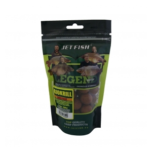 Jet Fish Extra tvrdé boilie Legend Range 250g 24mm Chilli Tuna Chilli