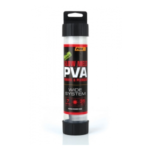 PVA tubus - Edges Slow Melt PVA Mesh system 35mm Wide - 7m